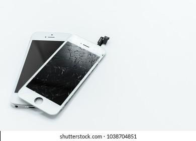 Iphone Screen Repair Images, Stock Photos & Vectors | Shutterstock