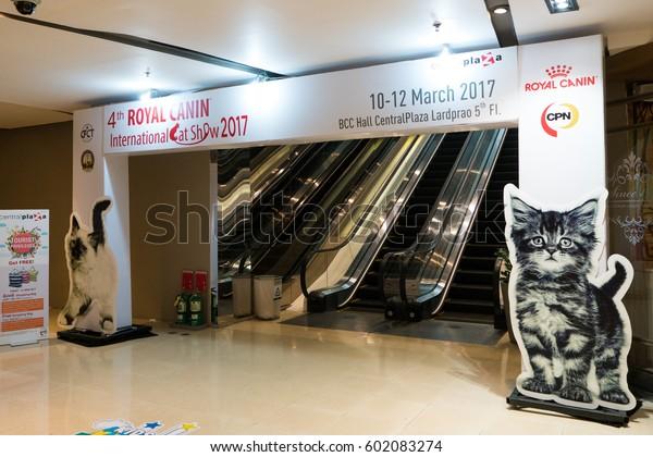 Bangkok Thailand March 102017 4th Royal Stock Photo (Edit