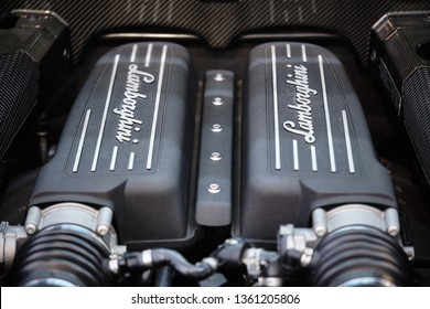 Black Lamborghini Images Stock Photos Vectors Shutterstock