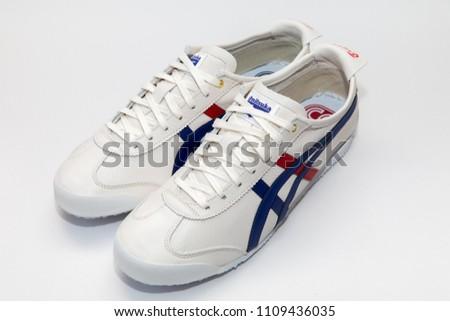 cebb170d01815 BANGKOK THAILAND MAY 29 2018 Shoes Stock Photo (Edit Now) 1109436035 ...