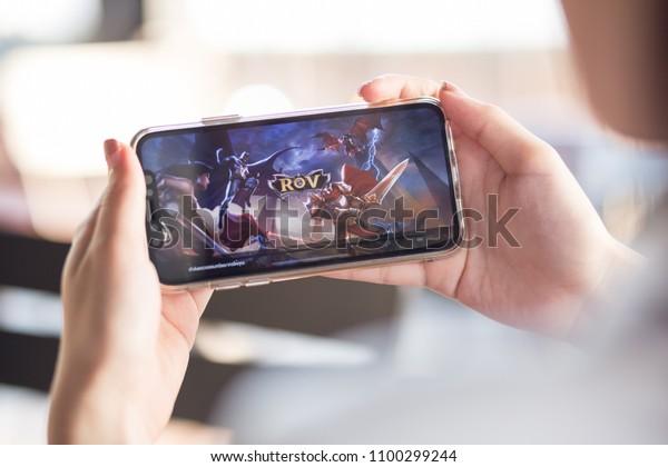 Bangkok Thailand May 29 2018 Realm Stock Photo (Edit Now) 1100299244