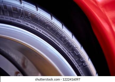 Tyres Michelin Images, Stock Photos & Vectors | Shutterstock