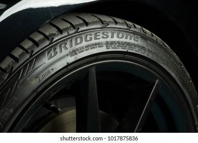 Bridgestone Tyres Images, Stock Photos & Vectors | Shutterstock
