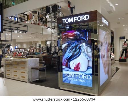 6e7c7633e99 Bangkok Thailand November 9 2018 Tom Stock Photo (Edit Now ...