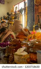 Monk Tattoo Images, Stock Photos & Vectors   Shutterstock