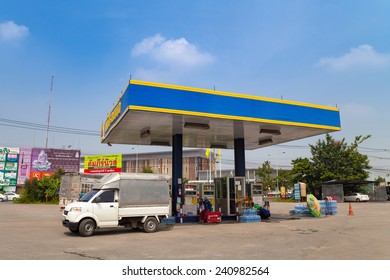 Similar Images, Stock Photos & Vectors of Gas filling