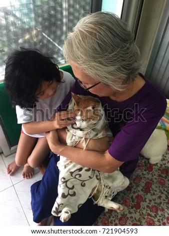 Bangkok Thailand September 22 2017 Old Stock Photo Edit Now