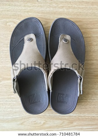 0156ad911a99 Bangkok Thailand September 4 2017 Fitflop Stock Photo (Edit Now ...