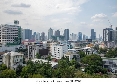 BANGKOK, THAILAND-20 2016 center business, and Paya Governance trade sources in Thailand. Bangkok