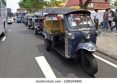 Tuk Tourist Destination Images, Stock Photos & Vectors
