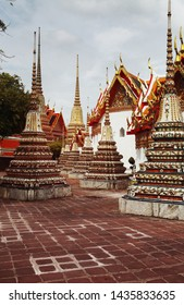 Bangkok's most famous landmark was built 1782. Wat Phra Kaeo