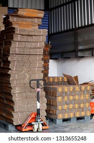 Corrugated Box Manufacturing Images, Stock Photos & Vectors