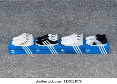 Adidas Superstar 80s W Shoes Black White Images, Stock