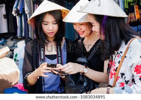 young bangkok girls