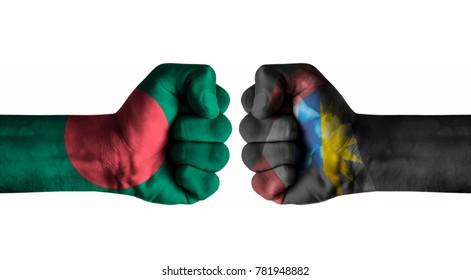Bangladesh vs Antigua and barbuda