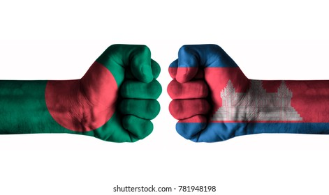 Bangladesh vs cambodia