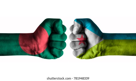 Bangladesh vs Djibouti