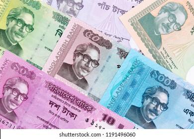 Bangladeshi money, a business background