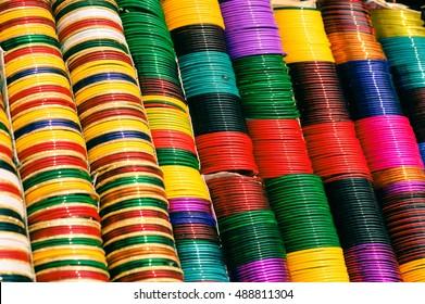 Bangles for Sale, Varanasi, India