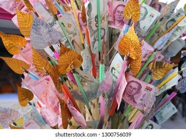 Money Ritual Images, Stock Photos & Vectors | Shutterstock