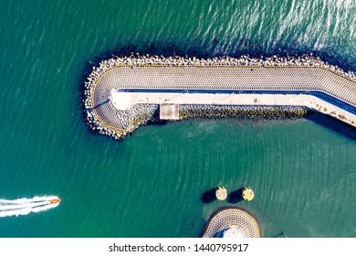 Bangor Marina and Eisenhower Pier