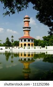 bang-pa-in-palace-in-ayutthaya-province-thailand