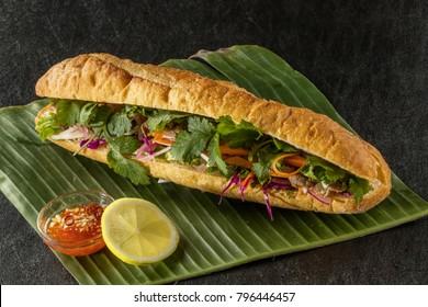 banh mi Vietnamese sandwich