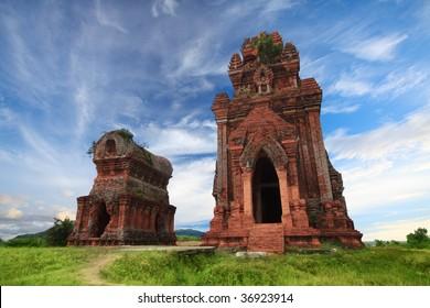 Banh It Towers , Qui Nhon, Vietnam