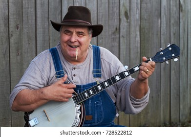 Banjo Player.