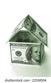 bank money house