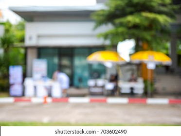 Bank Offsite Offices,blur focus
