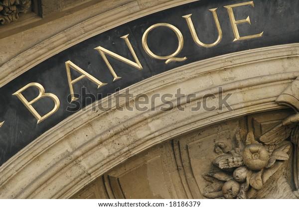bank Paris Banque de France