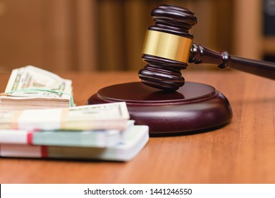 Bank robbery. Robbery with the murder of businessman. Dirty money for murder. Judge's hammer.