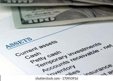 Banking cash flow statement