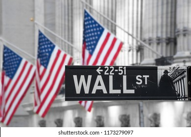 banking center on the wall street