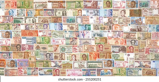 World Currency Symbols Images Stock Photos Vectors Shutterstock