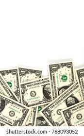 banknotes dollar background