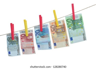 banknotes on line
