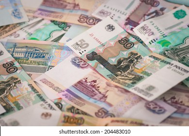 banknotes of Russia