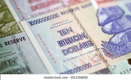 Banknotes of Zimbabwe after hyperinflation
