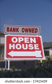 Bank-Owned House for Sale