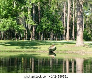 Banks Lake Southern Georgia CROCK infested waters