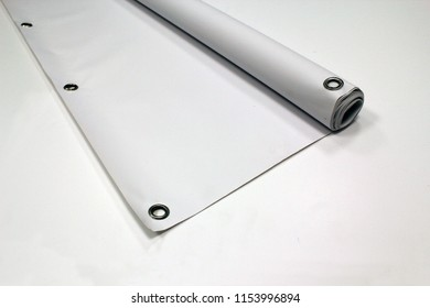 Banner Pvc Isolate Conceot