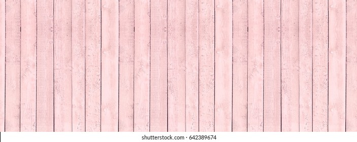 banner  wood  texture pink colored verticall bar.  ballet slipper color
