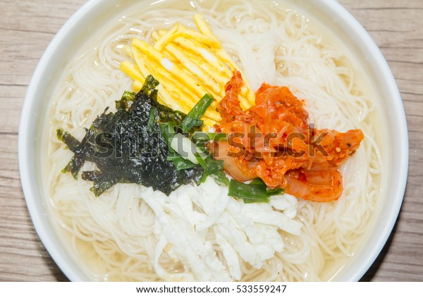 Banquet Noodles ( Janchi guksu ) - Korea Food