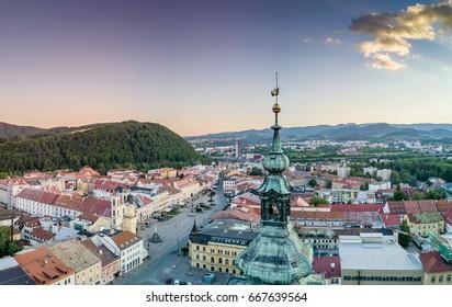 Banska Bystrica City -