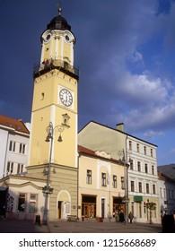 Banska Bystrica city, Slovakia