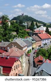 Banska Stiavnica, historical mining town, Slovakia Umesco