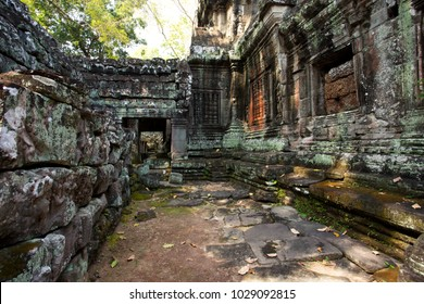 Banteay Kdei Temple, Temples of Angkor, Cambodia