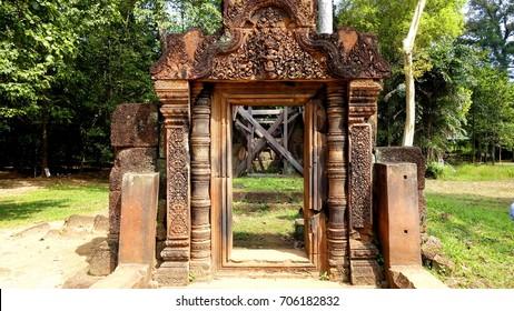 Banteay Srei, Angkor, Combodia